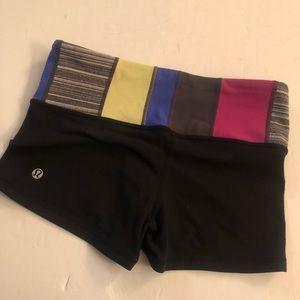 lululemon athletica Shorts - BUNDLE SET Lululemon Boogie Shorts Yoga Sz 4 Lot